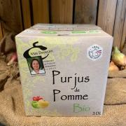Jus de pommes du Mas Daussan en BIB 10 L (Arles 13)