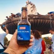 Bière Blanche Sainte-Victoire 33cl - Aquae Maltae (Aix-en-provence 13)