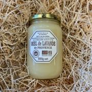Miel de Lavande 500g - Les ruchers des Mességuières (Lauris 84)