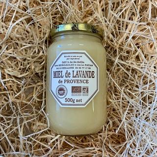 Miel de Lavande IGP 500g - Le Jas des Abeilles (REILLANNE 04)