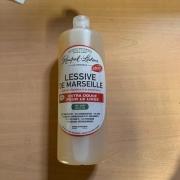 Lessive liquide de Marseille - Thé vert 1L (Salon de Provence 13)