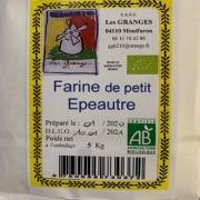 Farine de petit Epeautre 1kg (Monfuron 04)