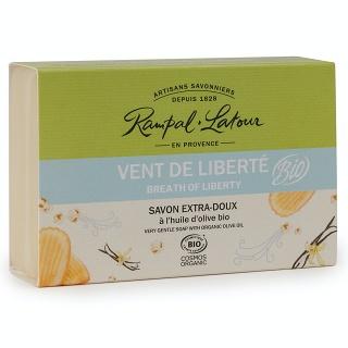 Savonnette - Vent de Liberté 100 g (Salon de Provence 13)