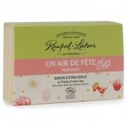 Savonnette - Un Air de fête 100 g (Salon de Provence 13)