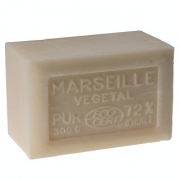 Savon de Marseille BLANC 300 g (Salon de Provence 13)