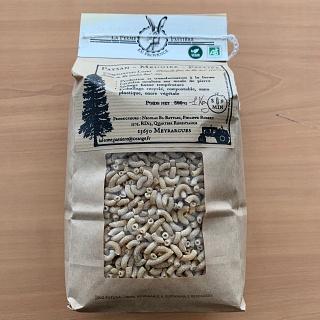 Coquillettes Lisses 1 kg de la Ferme Pastière (Meyrargues 13)