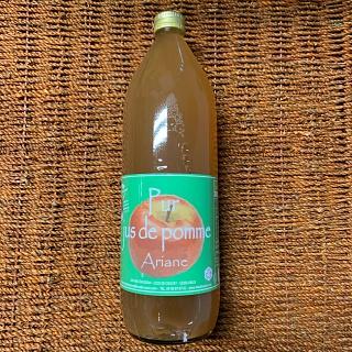 Jus de pommes Ariane du Mas Daussan 1 L (Arles 13)