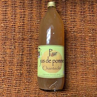 Jus de pommes  Chantecler du Mas Daussan 1 L (Arles 13)