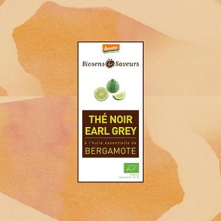 Thé Noir Earl Grey 100g (Aubagne 13)