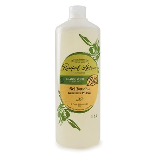 Gel douche Orange Verte 1L (Salon de Provence 13)
