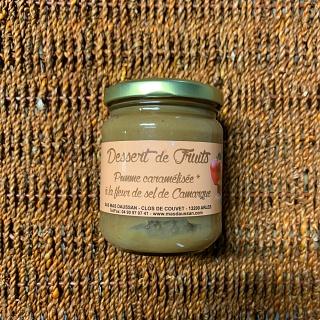 Dessert de fruit : Pomme caramélisée à la fleur de sel de Camargue du Mas Daussan 210g (13)