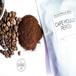 Café Moulu Pérou 250g