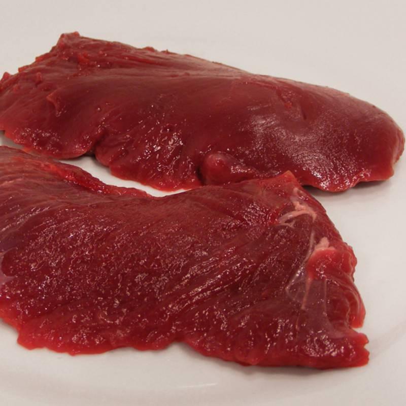 2 Biftecks Bio ( +/-  400g )