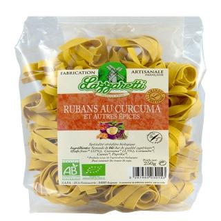 Ruban au Curcuma et autres épices Lazzaretti 250 g (Avignon 84)