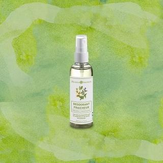 Déodorant fraicheur spray 100 ml (Aubagne 13)