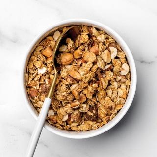 Granola noix et graines en vrac de la Maison Naja 250g