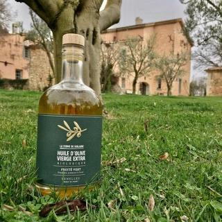 Huile d'Olive Vierge Extra de la ferme de Violaine 50 cl (Venelles 13)
