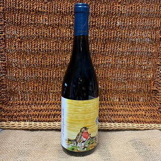 Vin rouge - L'échapée belle 75 cl de Sophie Masset (Grambois 84)