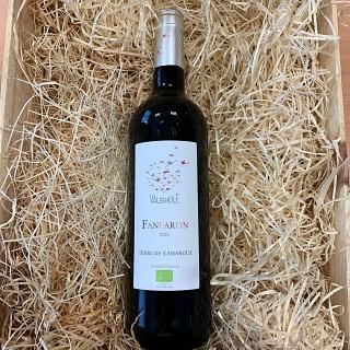 Vin rouge - Fanfaron 2020 du Mas de Valeriole (13)