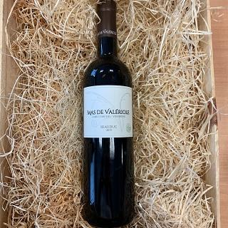 Vin rouge - Beauduc sans sulfites du Mas de Valeriole (13)