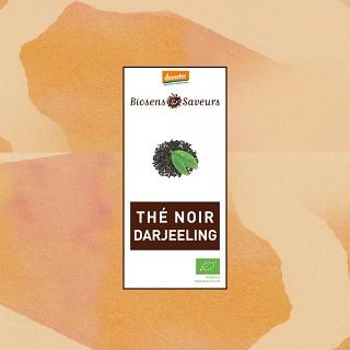 Thé noir Darjeeling de Biosens et saveurs (Aubagne 13)