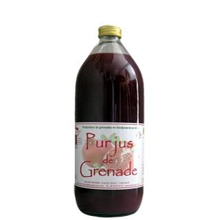 Pur jus de Grenade du Mas Daussan 1L (Arles 13)