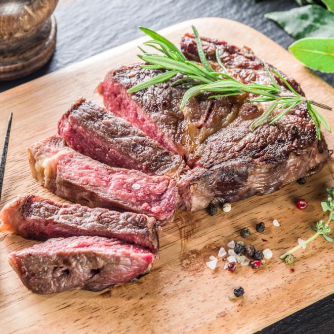 Côte de Bœuf persillée  ( +/-  1 kg )