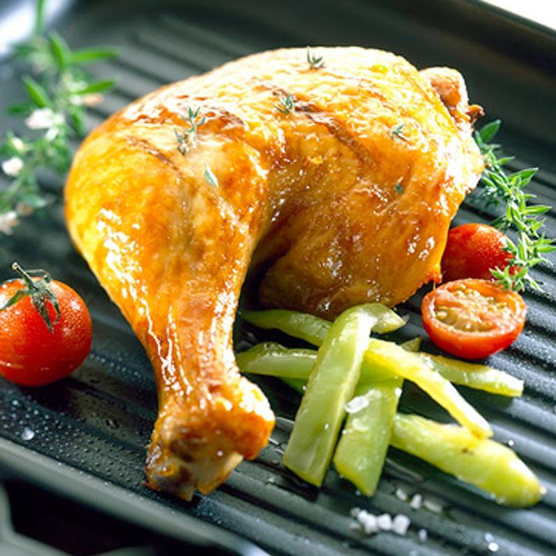 Cuisses de poulet  ( +/- 300 kg )