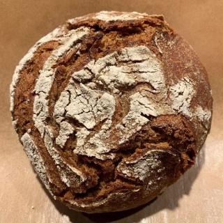 Pain de seigle de la Boulangerie Noé 400g (Les Milles 13)