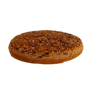 Miche de pain sarrasin sans gluten 400g de Kom&Sal (84)