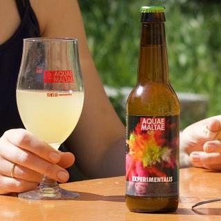 Bière Experimentalis Sour Sans Alcool 33cl - Aquae Maltae (Aix-en-provence 13)