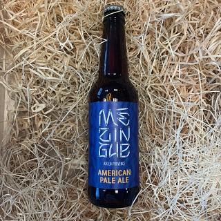 Bière American Pale Ale 33cl - Brasserie La Baroude (Aix-en-provence 13)