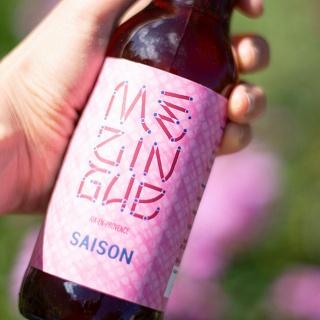 Bière Saison 33cl - Brasserie La Baroude (Aix-en-provence 13)