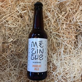 Bière Wheat Ale 33cl - Brasserie La Baroude (Aix-en-provence 13)