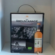 Marrenon - AOP Luberon -Amountanage rosé -  BIB 3L
