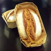La bûche petit épeautre de la Boulangerie Noé 400g (Les Milles 13)