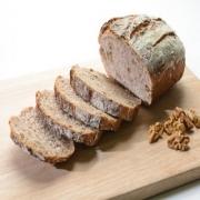 La bûche aux noix de la boulangerie Noé 400g (Les Milles 13)