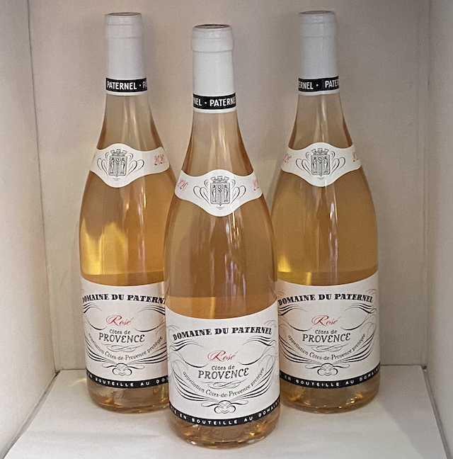 Domaine Paternel AOP Côtes de Provence 75cl