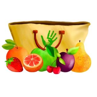 Petit panier fruits