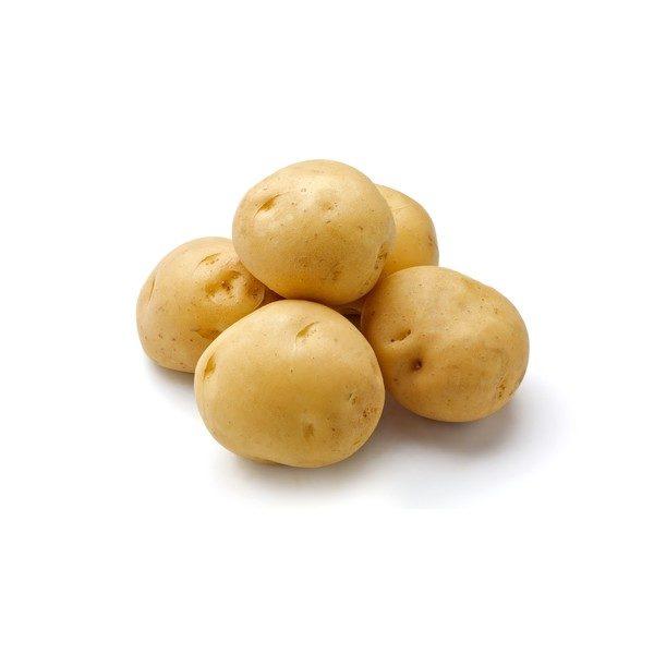 Pommes de terre Nouvelles de Richard Vian (Fontvieille 13) X 1 Kg